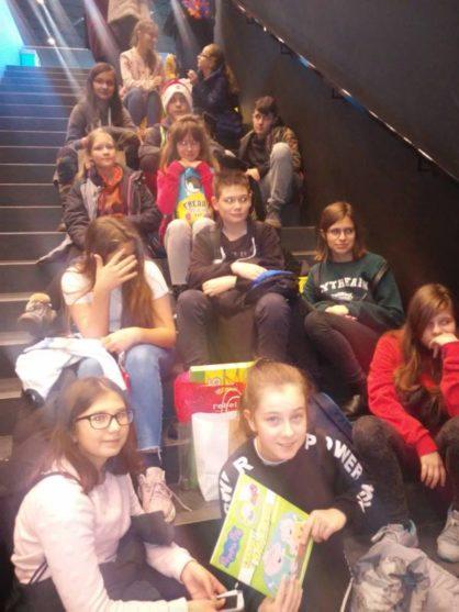 Wycieczka edukacyjna do CINIBY oraz Śląskie Targi  Książki w Katowicach