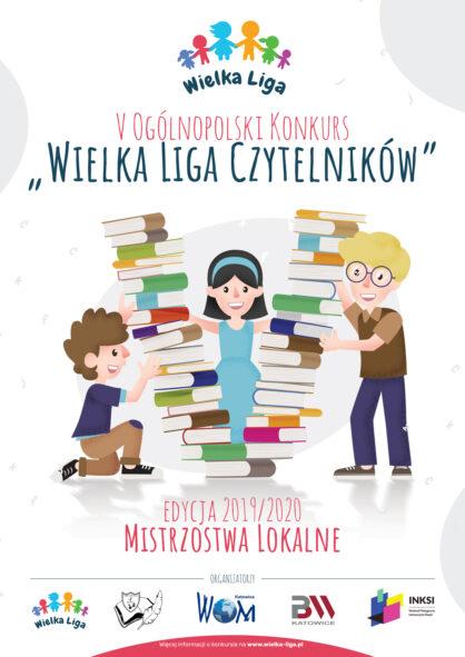V edycja Ogólnopolskiego Konkursu Wielka Liga Czytelników